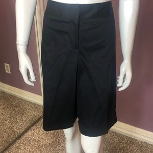 Lane Bryant Totally Cropped Cotton Sateen Shorts
